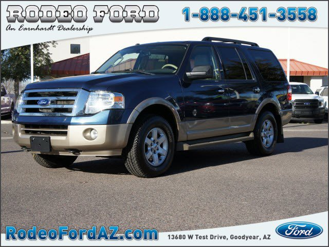 2013 Ford Expedition 4WD 4dr XLT Auxiliary Audio Input