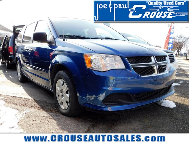 2011 Dodge Grand Caravan 4dr Wgn Express DEEP WATER BLUE PEARL