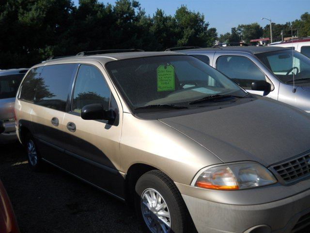 2001 Ford Windstar Wagon 4dr LX HARVEST GOLD METALLIC