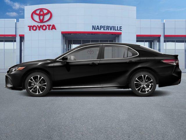 2020 Toyota Camry SE Auto BLACK Brake assist