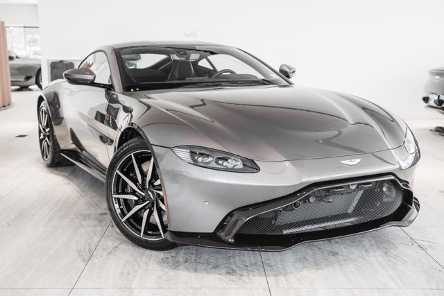 2020 Aston Martin Vantage COUPE CASINO ROYALE