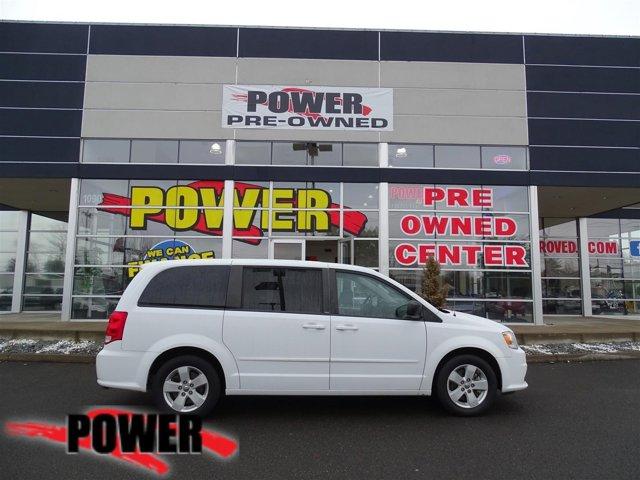 2014 Dodge Grand Caravan 4dr Wgn SE BRIGHT WHITE CLEARCOAT