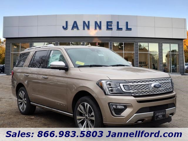 2020 Ford Expedition PLATINUM 4X4 BROWN
