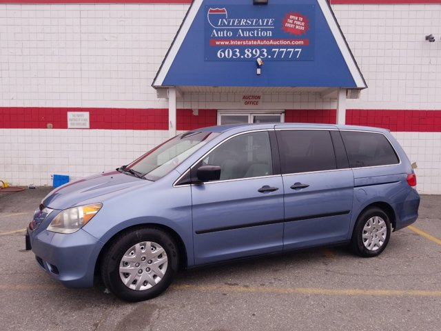 2010 Honda Odyssey 5dr LX BALI BLUE PEARL