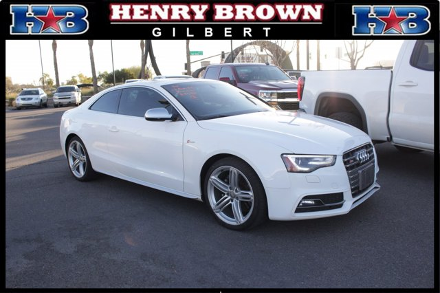 2013 Audi S5 2dr Cpe Auto Premium Plus Bluetooth Connection
