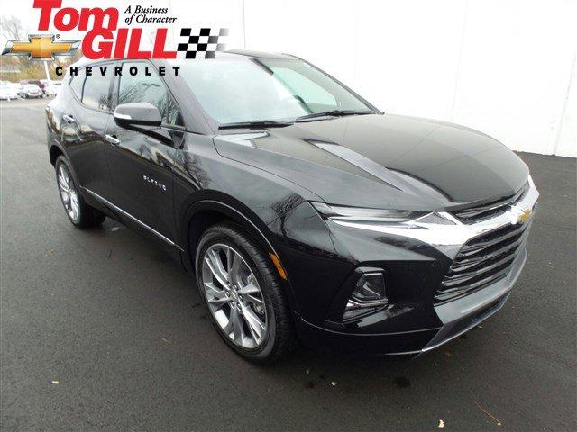 2019 Chevrolet Blazer FWD 4dr Premier BLACK