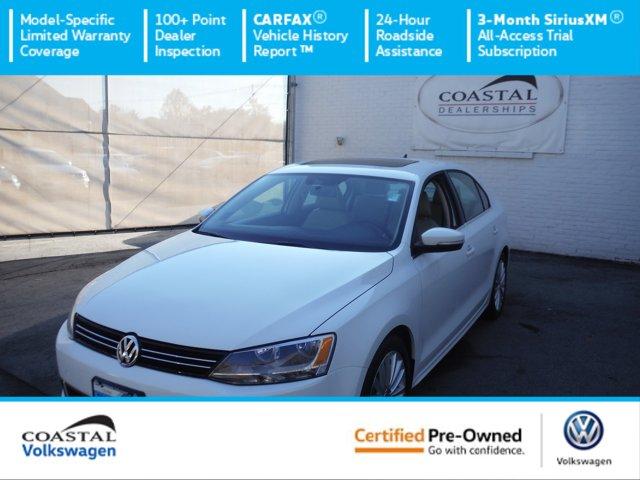 Certified 2014 Volkswagen Jetta Sedan 4dr DSG TDI Value Edition