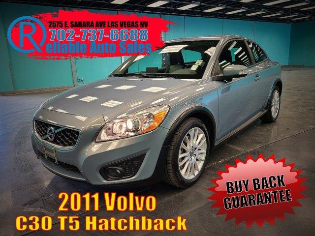 2011 Volvo C30 2dr Cpe BARENTS BLUE METALLIC CD Player