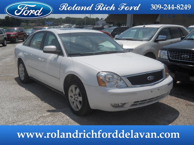2006 Ford Five Hundred 4dr Sdn SEL AWD OXFORD WHITE