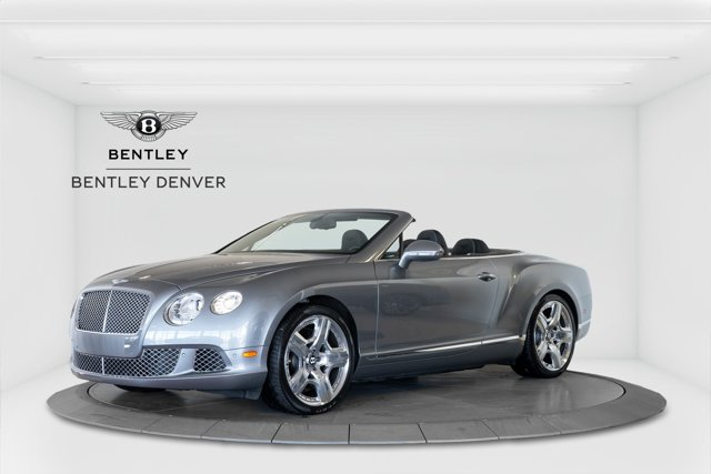 Certified 2012 Bentley Continental GT 2dr Conv Hallmark
