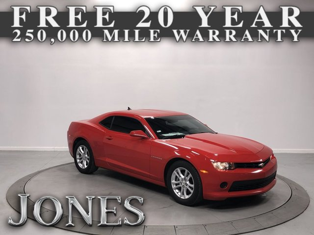 2014 Chevrolet Camaro 2dr Cpe LS w/2LS RED HOT