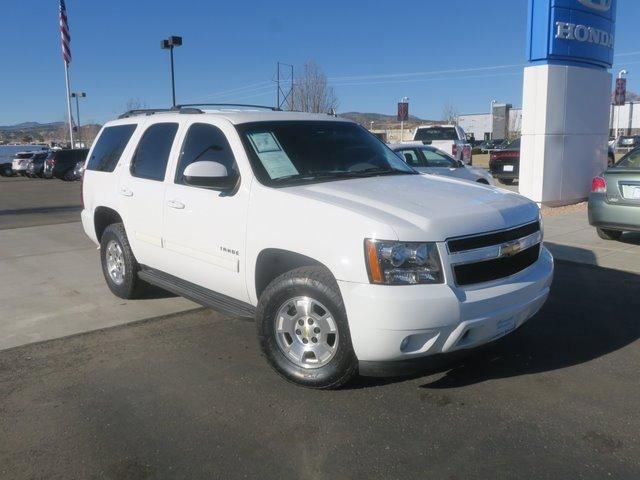 2013 Chevrolet Tahoe 4WD 4dr 1500 LT SUMMIT WHITE