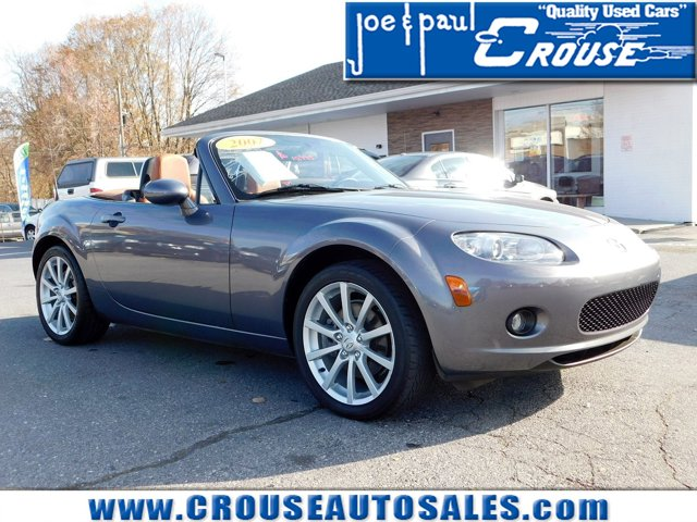 2007 Mazda MX-5 Miata 2dr Conv Manual Grand Touring GALAXY GRAY