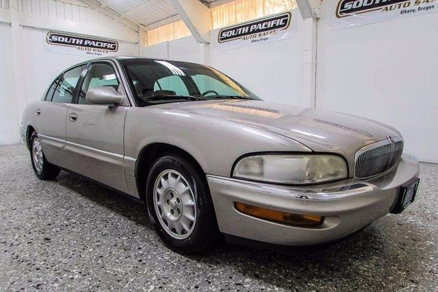 1997 Buick Park Avenue 4dr Sdn Ultra SILVERMIST (MET)