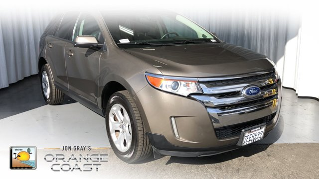 2013 Ford Edge 4dr SEL FWD DESERT GOLD Bluetooth Connection