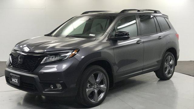 2020 Honda Passport TOURING AWD MODERN STEEL METALLIC