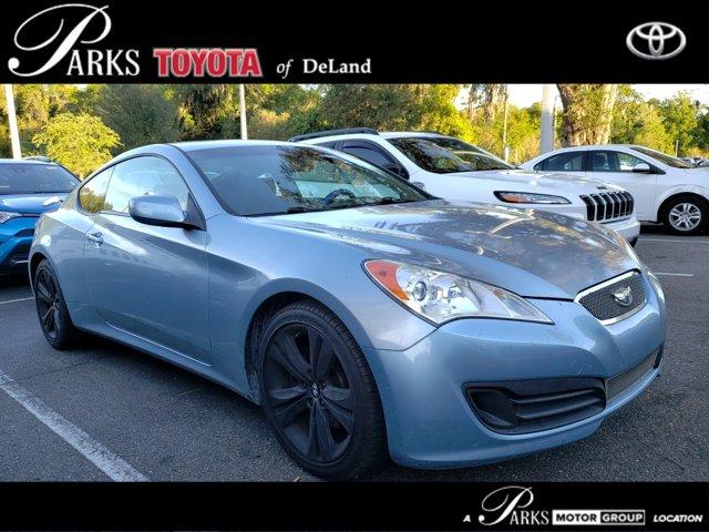2011 Hyundai Genesis Coupe 2dr 2.0T Auto Premium BLUE