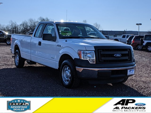 2014 Ford F-150 OXFORD WHITE Intermittent Wipers