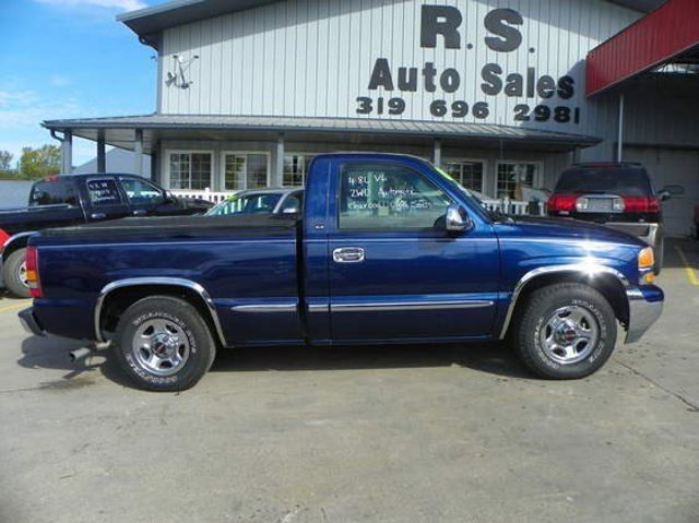 2000 GMC New Sierra 1500 CHARCOAL Engine Immobilizer