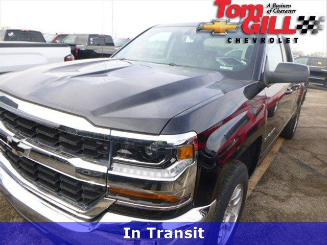 2017 Chevrolet Silverado 1500 BLACK CD Player