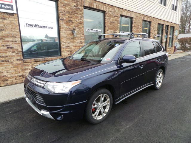 2014 Mitsubishi Outlander 4WD 4dr GT BLUE Bluetooth Connection