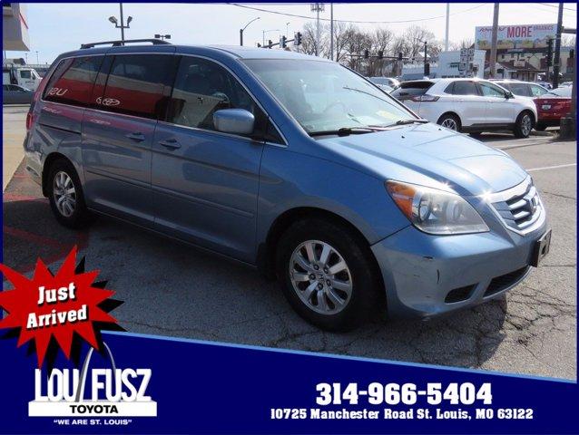 2008 Honda Odyssey 5dr EX-L w/RES BALTIC BLUE PEARL