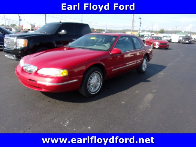 1996 Mercury Cougar 2dr Cpe XR7 Leather Seats