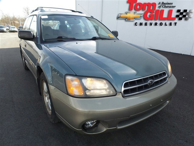 2001 Subaru Legacy Wagon 5dr Outback Auto w/RB Equip