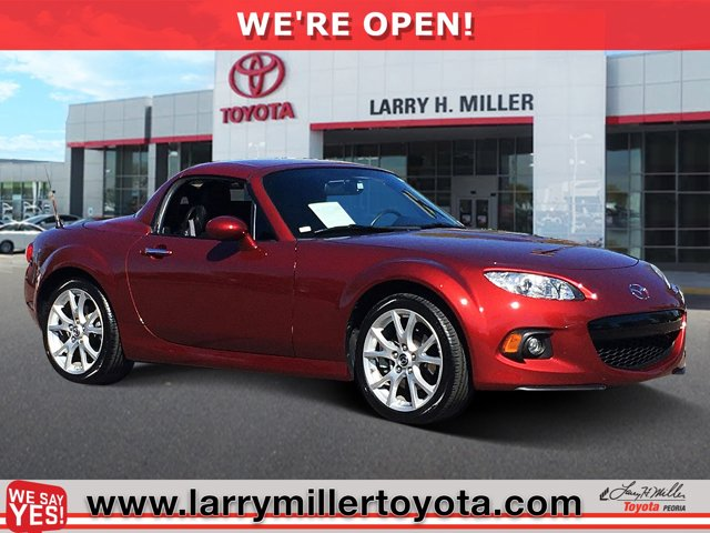 2013 Mazda MX-5 Miata 2dr Conv Hard Top Auto Grand Touring