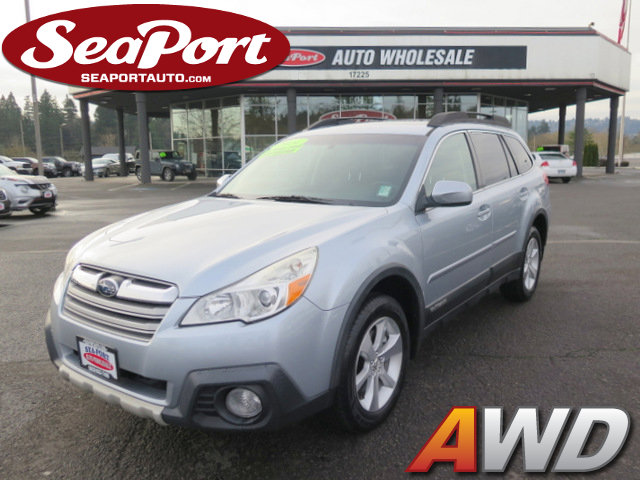 2014 Subaru Outback 4dr Wgn H6 Auto 3.6R Limited SILVER