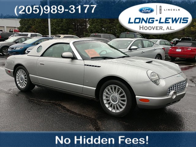 2004 Ford Thunderbird Cruise Control Convertible Soft Top