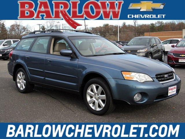 2006 Subaru Legacy Wagon Outback 2.5i Ltd Auto ATLANTIC BLUE