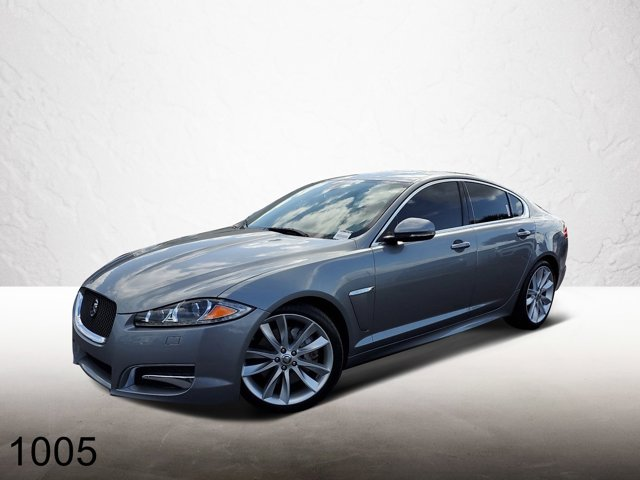 2013 Jaguar XF 4dr Sdn V6 RWD Brake Assist Bluetooth Connection