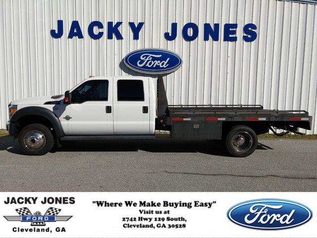 2016 Ford Super Duty F-450 DRW 2016 FORD F-450 CHASSIS XL CREW