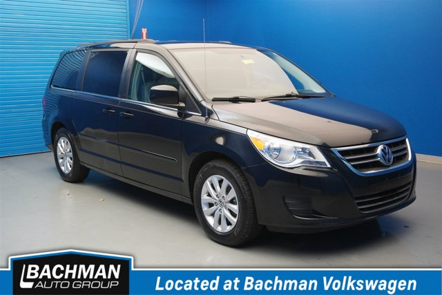 2012 Volkswagen Routan 4dr Wgn SE Bluetooth Connection
