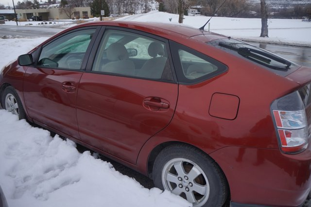 2005 Toyota Prius 5dr HB MAROON Climate Control