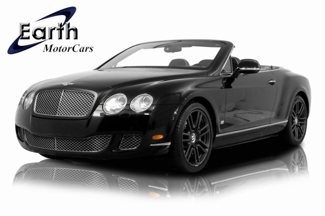 2011 Bentley Continental GT 2dr Conv BLACK