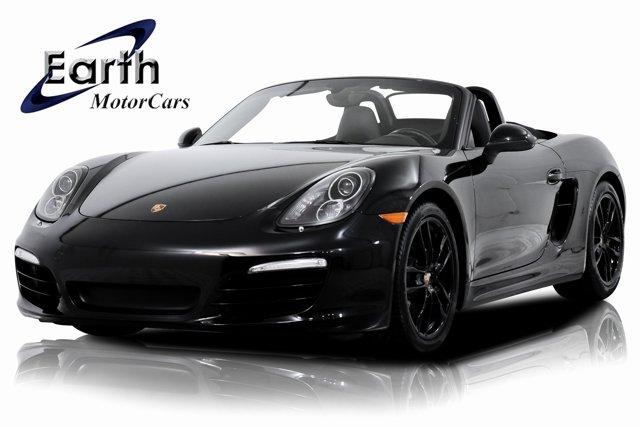2013 Porsche Boxster 2dr Roadster BLACK Driver door bin