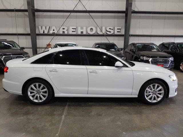 2016 Audi A6 4dr Sdn quattro 2.0T Premium Plus IBIS WHITE