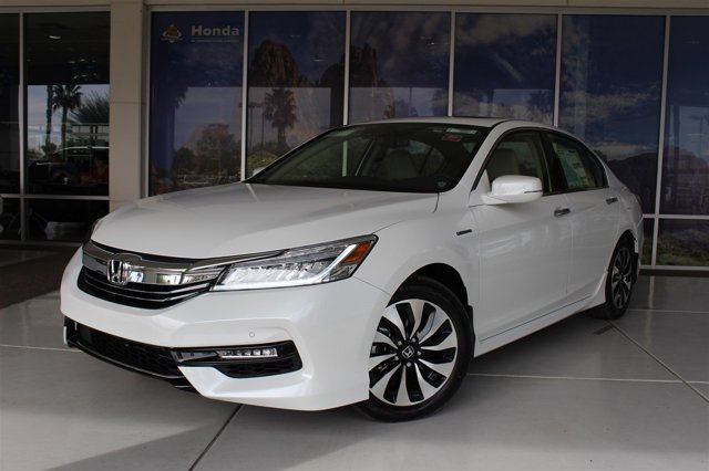 2017 Honda Accord Hybrid TOURING SEDAN Bluetooth Connection