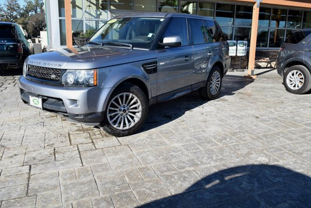 2013 Land Rover Range Rover Sport 4WD 4dr HSE GRAY