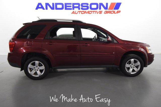 2007 Pontiac Torrent AWD 4dr SONOMA RED METALLIC