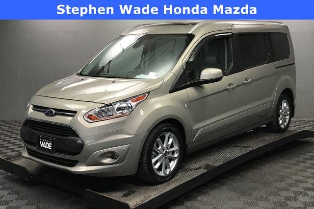 2014 Ford Transit Connect Wagon 4dr Wgn LWB Titanium w/Rear