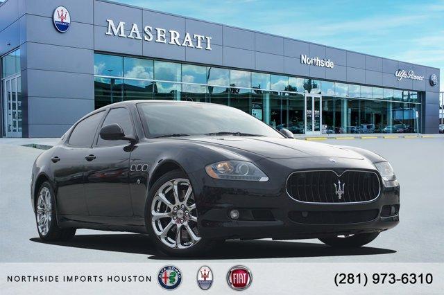 2012 Maserati Quattroporte 4dr Sdn Quattroporte S