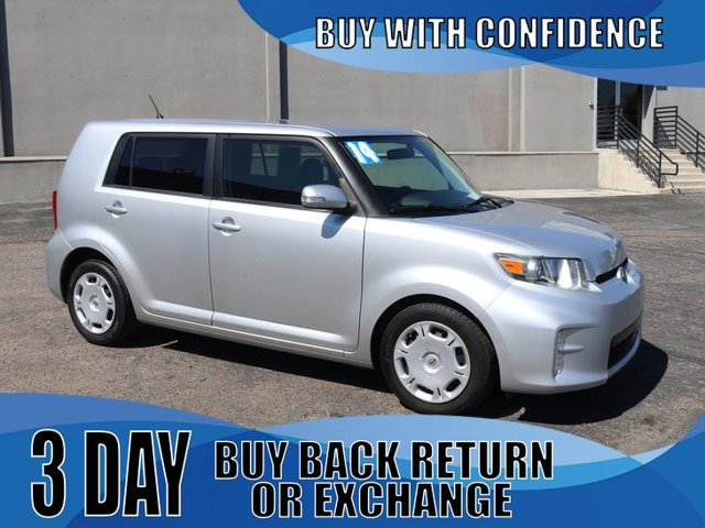 2014 Scion xB 5dr Wgn Auto Child Safety Locks CD Player