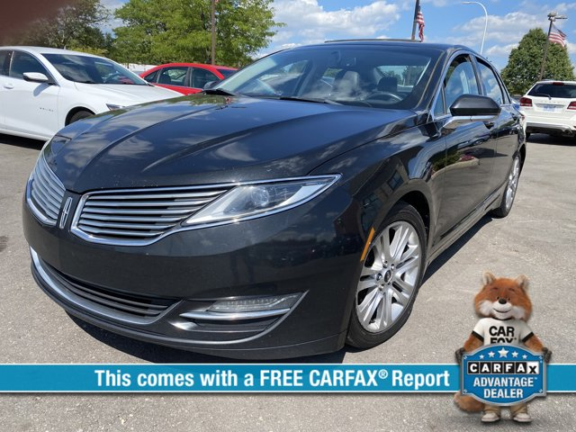 2014 Lincoln MKZ 4dr Sdn AWD Auxiliary Audio Input