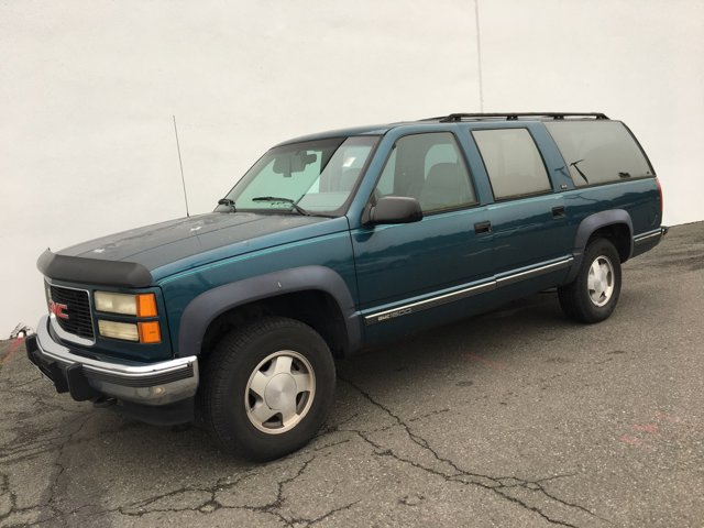 1994 GMC Suburban 1500 4WD GREEN Tires - Front All-Season