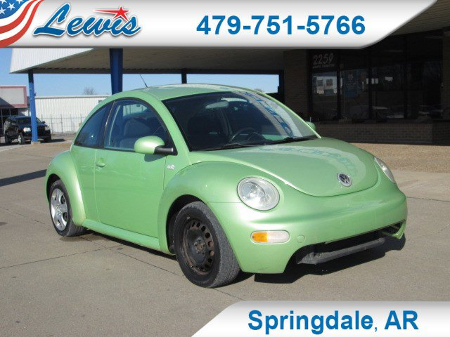 2003 Volkswagen New Beetle Coupe GREEN Engine Immobilizer