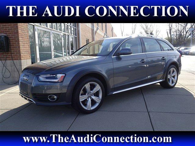 2014 Audi Allroad 4dr Wgn Premium Plus Monsoon Gray Metallic