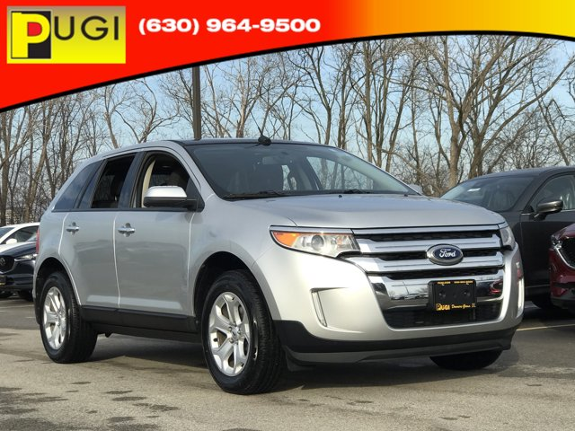2011 Ford Edge 4dr SEL FWD CD Player Bucket Seats